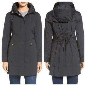 Cole Haan - packable raincoat